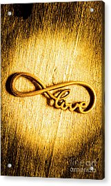Forever Love Acrylic Print by Jorgo Photography - Wall Art Gallery