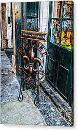 Forever New Orleans Acrylic Print