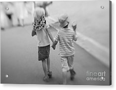 Forever Young Acrylic Print