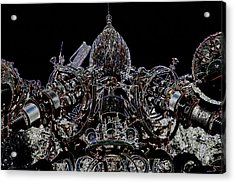 Forevertron Acrylic Print by Tya Kottler