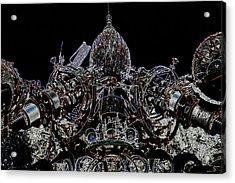 Forevertron Acrylic Print by Tya Kottler
