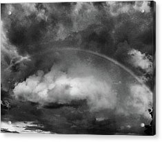 Acrylic Print featuring the photograph Forgiven by Steven Huszar