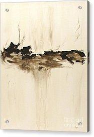 Forgotten   Acrylic Print by Itaya Lightbourne
