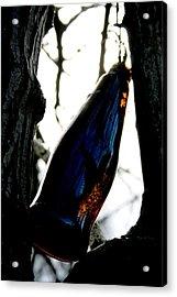 Forgotten Acrylic Print by Alexandra Harrell
