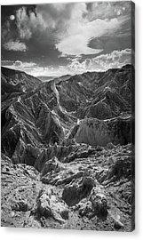 Forgotten - Canyon Sin Nombre Acrylic Print by Alexander Kunz