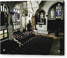 Forgotten Church Acrylic Print by Dylan Murphy