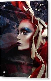 Forgotten Patriot 002 Acrylic Print