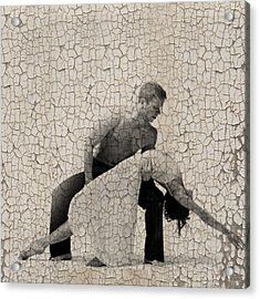 Forgotten Romance 4 Acrylic Print by Naxart Studio