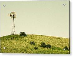 Forlorn Windmill Acrylic Print