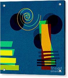 Formes - 03b Acrylic Print