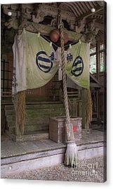 Forrest Shrine, Japan 4 Acrylic Print