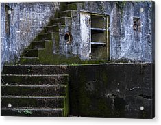Fort Canby Acrylic Print