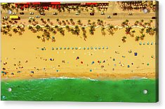 Fort Lauderdale Florida Acrylic Print by Lance Asper