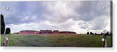 Fort Mchenry Panorama Acrylic Print