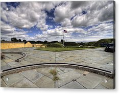 Fort Moultrie Acrylic Print