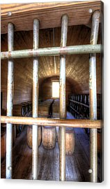 Fort Moultrie Powder Magazine Acrylic Print