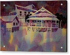 Fort Myers Beach Acrylic Print