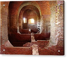 Fort Pulaski I Acrylic Print
