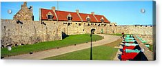 Fort Ticonderoga, Lake Champlain, New Acrylic Print by Panoramic Images