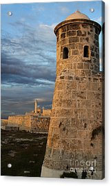 Fortress Havana Acrylic Print