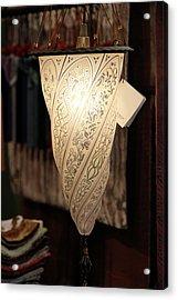 Fortuny Lamp Acrylic Print
