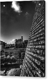 Forum View Acrylic Print by Brian Thomson