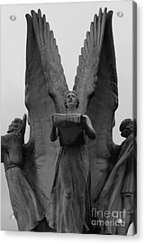 Four Angels Acrylic Print