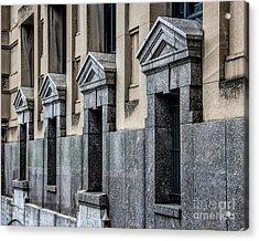Four Of A Kind Acrylic Print by Jon Burch Photography