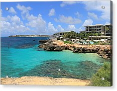 Four Seasons Hotel In Anguilla Acrylic Print