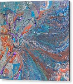 Fp Turquoise Acrylic Print