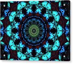 Fractal 2 Acrylic Print