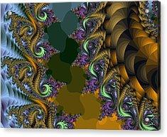Fractals83002 Acrylic Print