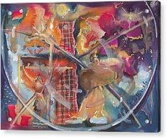 Fragile Detail  Acrylic Print