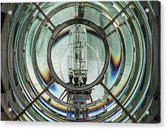 Framed Fresnel Acrylic Print