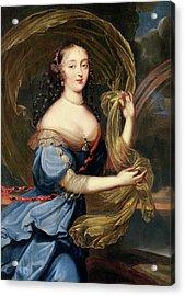 Francoise-athenais De Rochechouart De Mortemart Acrylic Print by Louis Ferdinand Elle