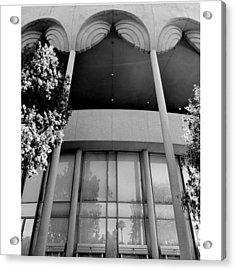 Frank Lloyd Wright's Gammage Acrylic Print