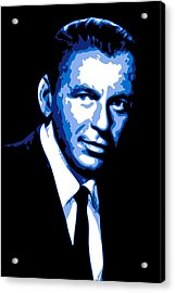 Frank Sinatra Acrylic Print by DB Artist