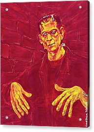 Frankenstein's Monster 1931 Acrylic Print