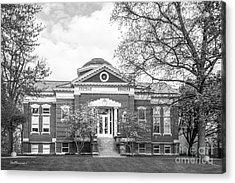 Franklin College Shirk Hall Acrylic Print