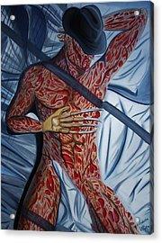 Freddy   Acrylic Print