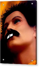 Freddy Mercury 3 Acrylic Print by Jez C Self