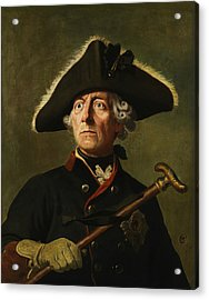 Frederick The Great Acrylic Print