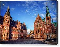 Frederiksborg Slot Denmark  Acrylic Print