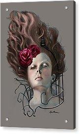 Free II Acrylic Print