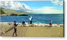Freedom Acrylic Print by Gordon Bell