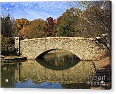 Freedom Park Bridge Acrylic Print