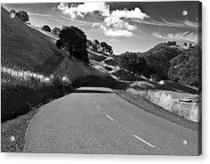 Freedom Road Acrylic Print