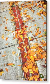 Freedom Trail - Boston, Ma Acrylic Print