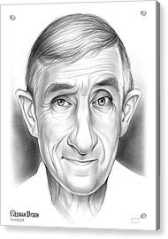 Freeman Dyson Acrylic Print