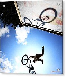 Freestyle Shadows Acrylic Print